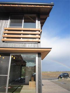 風景と共に暮らしを育む家